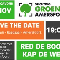 Groen in Amersfoort aan tafel met gemeenteraad Amersfoort
